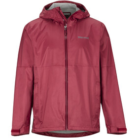 Marmot PreCip Eco Plus Jas Heren, brick